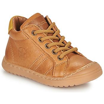 kengät Pojat Bootsit Bisgaard THOR Ruskea