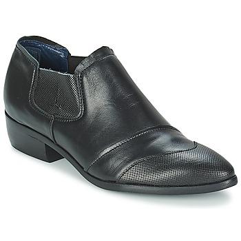 kengät Naiset Bootsit Stephane Gontard DELIRE Black