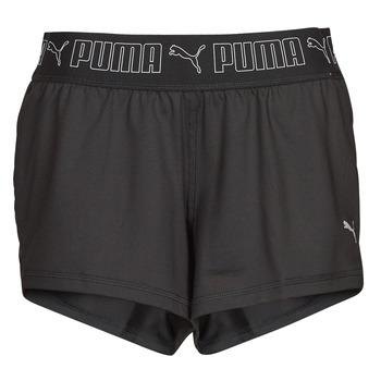 vaatteet Naiset Shortsit / Bermuda-shortsit Puma TRAIN SUSTAINABLE SHORT Musta