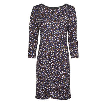 vaatteet Naiset Lyhyt mekko One Step FT30161 Sininen