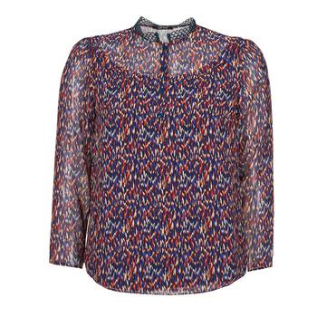 vaatteet Naiset Lyhyt mekko One Step FT13191 Vaaleanpunainen / Monivärinen