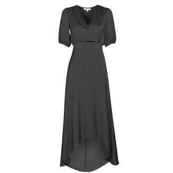 vaatteet Naiset Pitkä mekko Morgan RSIBIL Musta