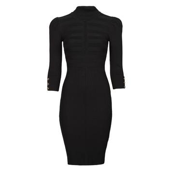 vaatteet Naiset Lyhyt mekko Morgan RMTO Musta