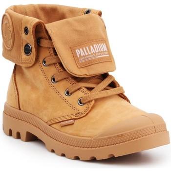 kengät Korkeavartiset tennarit Palladium Pampa Baggy NBK 76434-717 brown