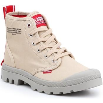 kengät Korkeavartiset tennarit Palladium Pampa HI Dare 76258-274 beige