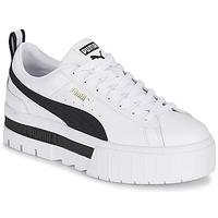 kengät Naiset Matalavartiset tennarit Puma MAYZE Valkoinen
