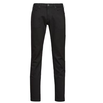 vaatteet Miehet Slim-farkut Emporio Armani 8N1J06 Musta