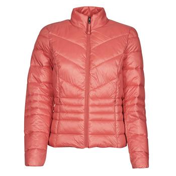 vaatteet Naiset Toppatakki Vero Moda VMSORAYAZIP Vaaleanpunainen