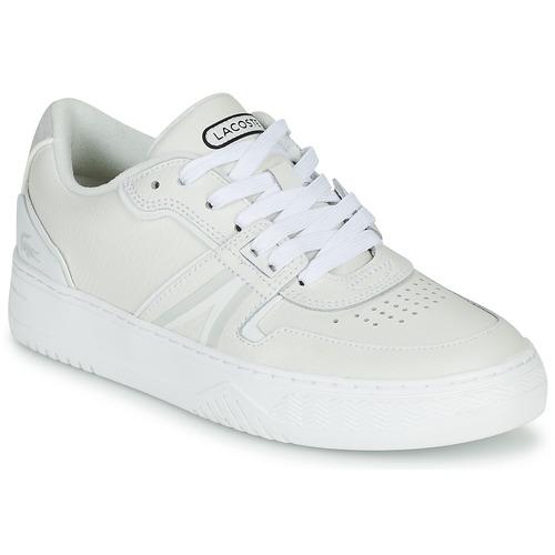 kengät Naiset Matalavartiset tennarit Lacoste L001 0321 1 SFA Valkoinen