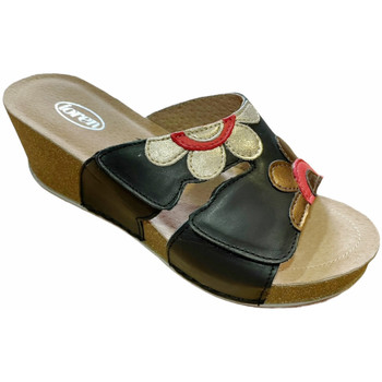 kengät Naiset Sandaalit Calzaturificio Loren LOQ6948ner nero