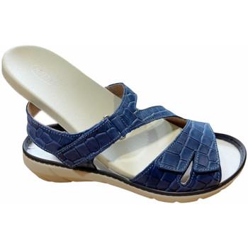 kengät Naiset Sandaalit ja avokkaat Calzaturificio Loren LOQ6973blu blu