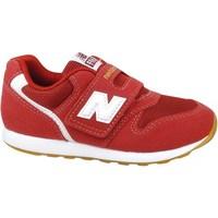 kengät Lapset Matalavartiset tennarit New Balance 996 Punainen