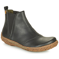 kengät Naiset Bootsit El Naturalista NIDO ELLA Musta