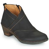 kengät Naiset Nilkkurit El Naturalista SYLVAN Musta