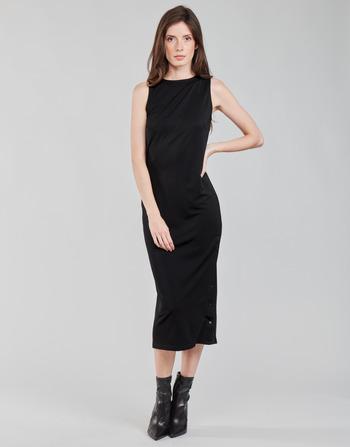 Karl Lagerfeld KITTED WRAP DRESS