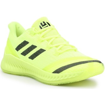 kengät Miehet Koripallokengät adidas Originals Adidas Harden B/E AQ0030 yellow