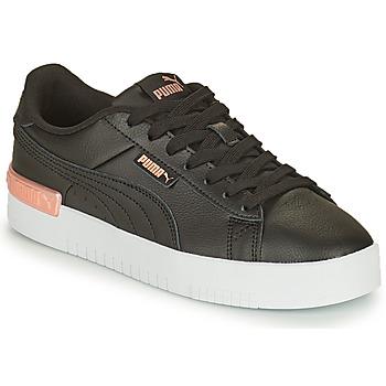kengät Naiset Matalavartiset tennarit Puma JADA Musta / Kulta