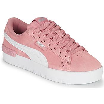 kengät Naiset Matalavartiset tennarit Puma JADA Vaaleanpunainen / Valkoinen