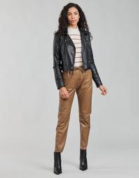 vaatteet Naiset 5-taskuiset housut Oakwood GIFT Kamelinruskea