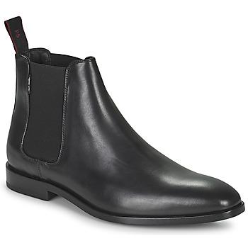 kengät Miehet Bootsit Paul Smith GERLAD Musta