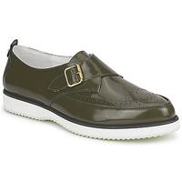 kengät Naiset Derby-kengät McQ Alexander McQueen 308658 Green