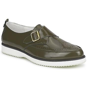 kengät Naiset Mokkasiinit McQ Alexander McQueen 308658 Green