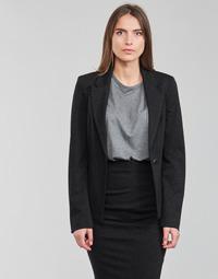 vaatteet Naiset Takit / Bleiserit Guess SPERANZA BLAZER Musta