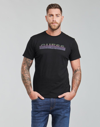 Guess SS BSC APEX TEE