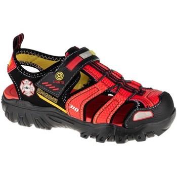kengät Lapset Sandaalit ja avokkaat Skechers Damager Iii Mustat, Punainen
