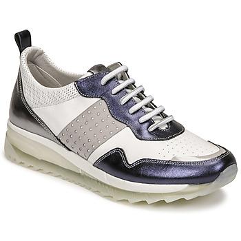 kengät Naiset Matalavartiset tennarit Dorking VIP Valkoinen