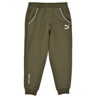vaatteet Pojat Verryttelyhousut Puma T4C SWEATPANT Khaki