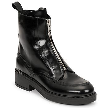 kengät Naiset Bootsit Jonak ARIETTE Musta