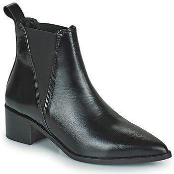 kengät Naiset Bootsit Jonak ANOKI Musta
