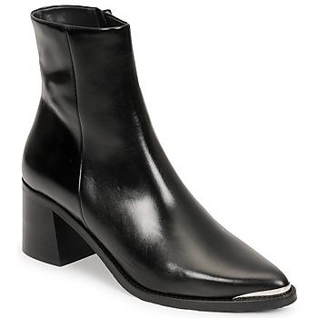 kengät Naiset Nilkkurit Jonak DELO Musta