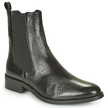 kengät Naiset Bootsit Jonak DARILE Musta