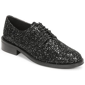 kengät Naiset Derby-kengät Jonak DOI Musta