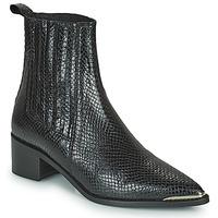 kengät Naiset Nilkkurit Jonak ARSENE Musta