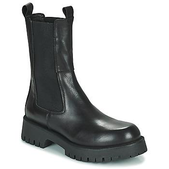 kengät Naiset Bootsit Jonak RIDLE Musta