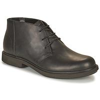 kengät Miehet Derby-kengät Camper NEUMAN Musta