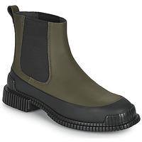kengät Naiset Bootsit Camper PIX Khaki / Musta