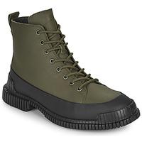 kengät Miehet Bootsit Camper PIX Musta / Khaki
