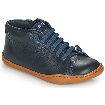 kengät Lapset Derby-kengät Camper PEU CAMI Sininen