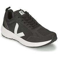 kengät Matalavartiset tennarit Veja CONDOR 2 Musta / Valkoinen