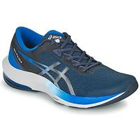 kengät Miehet Juoksukengät / Trail-kengät Asics GEL-PULSE 13 Sininen / Valkoinen