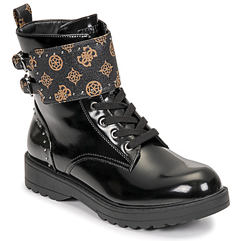 kengät Naiset Bootsit Guess WANDA Musta