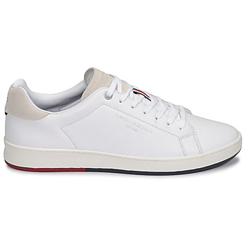 Tommy Hilfiger RETRO TENNIS CUPSOLE LEATHER