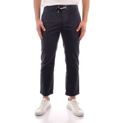 vaatteet Miehet Chino-housut / Porkkanahousut Refrigiwear GA9103-P24800 BLUE