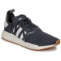 kengät Matalavartiset tennarit adidas Originals NMD_R1 Laivastonsininen / Valkoinen