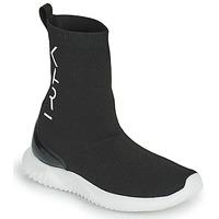 kengät Tytöt Korkeavartiset tennarit Karl Lagerfeld HEROS Musta