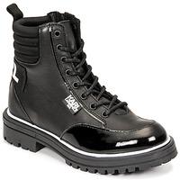 kengät Tytöt Saappaat Karl Lagerfeld HOLISTA Musta